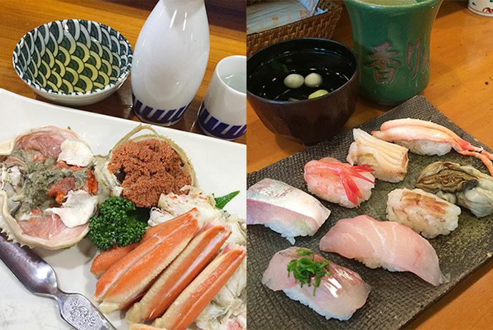 加賀野菜から香箱蟹まで楽しみ尽くす!ツレヅレハナコの呑み食い倒れ金沢