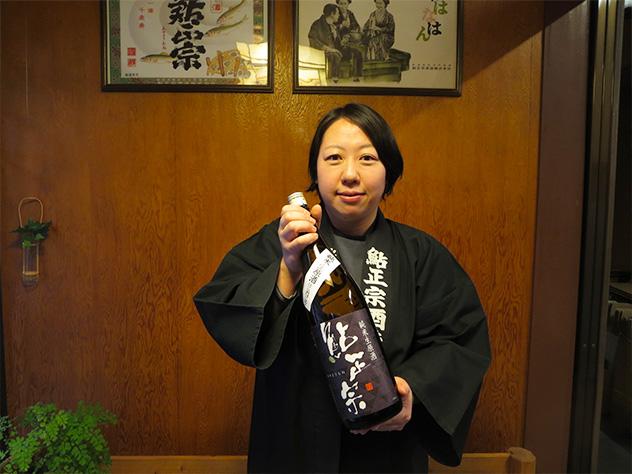 飯吉由美さん