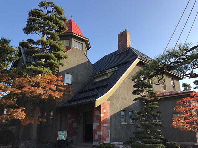 旧藤田家別邸洋館