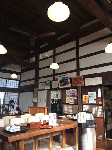 「桐谷夢見亭」の建物は奥会津の「三瓶屋」を移転復元させた