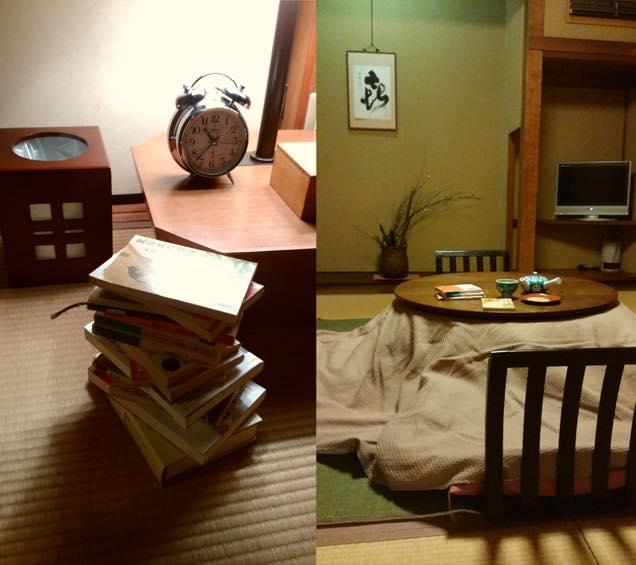 最高の読書環境!
