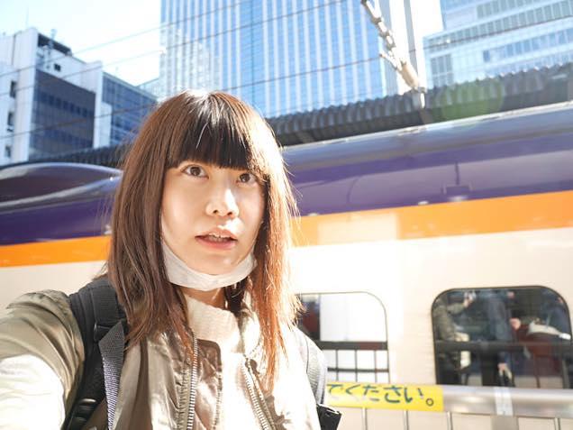朝9時東京駅
