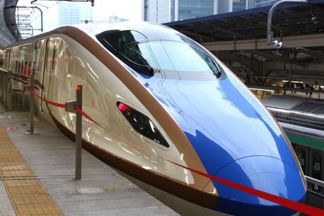 北陸新幹線はくたか号