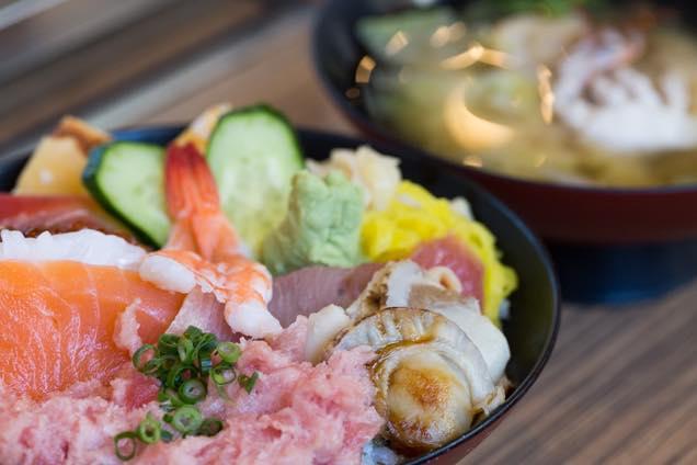 「海鮮丼浜焼きばんごや 本店」