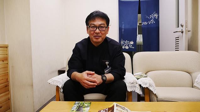 新玉川温泉の関さん