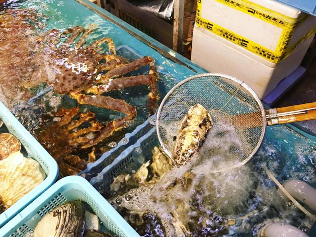 厚岸で獲られた牡蠣を指名買い!