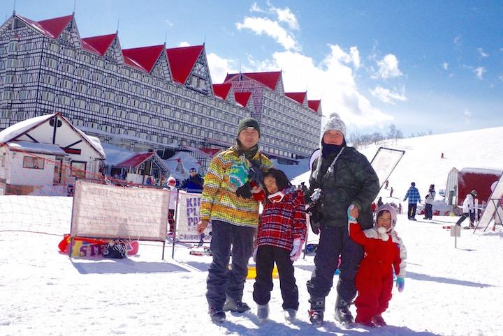 6歳の娘が初めてのスキーに挑戦! 家族で楽しむ信州・白馬スキー体験