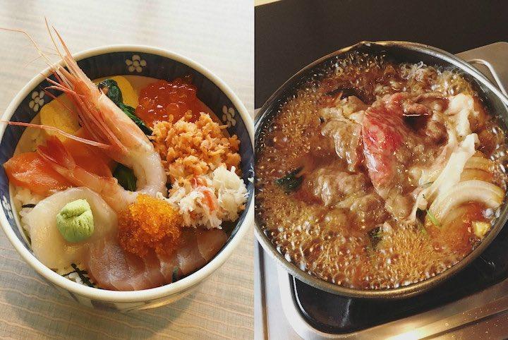 海鮮、すき焼き、地酒も和菓子も! 北海道新幹線で函館グルメを目指す