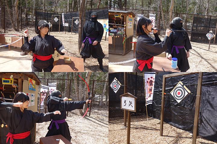 「忍者になりたい」をかなえるぼっち旅。手裏剣や吹き矢にも挑戦!