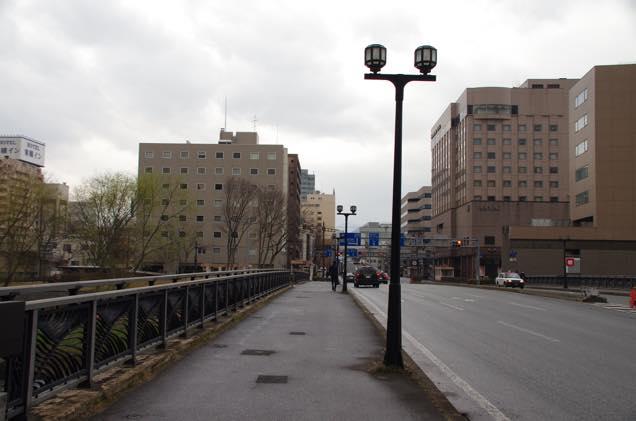 南部鉄器の街灯