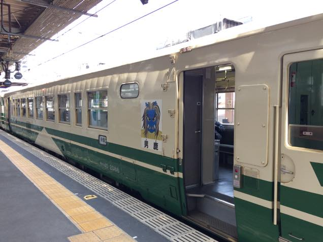 JR男鹿線