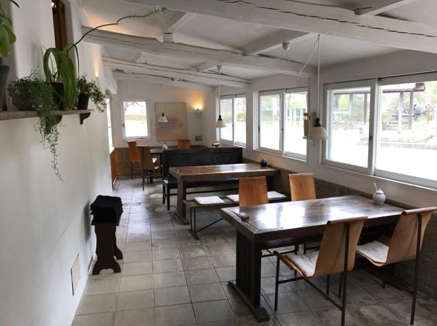 starnetカフェスペース
