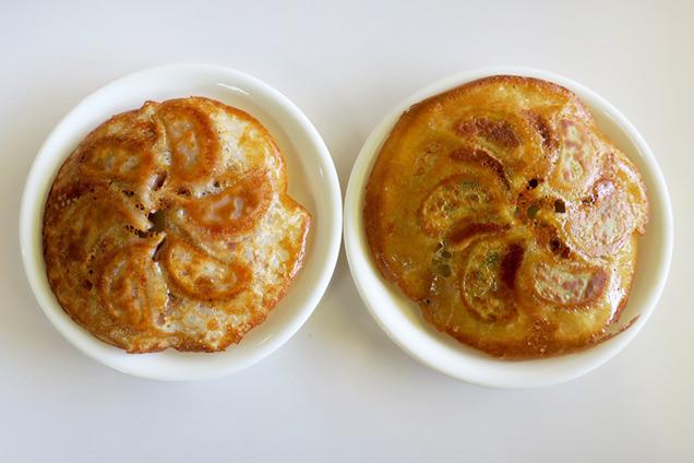 「天馬」餃子