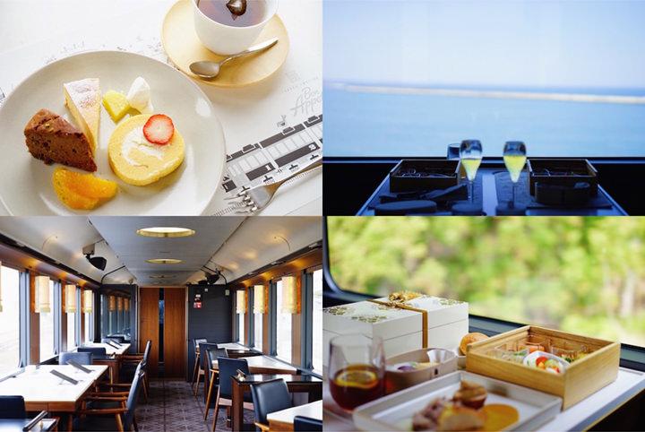 移動するレストラン「TOHOKU EMOTION」で 東北の景色と食事を楽しむ至福の列車旅