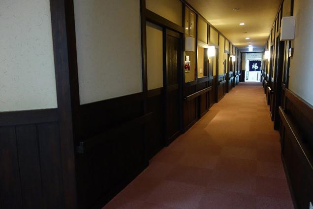 後生掛温泉旅館 館内