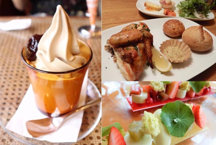 梅雨でもさわやかな軽井沢で 旬の食材と老舗の味を味わう女子旅