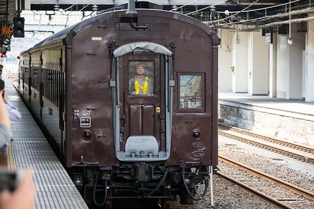 「SLレトロみなかみ」の客車