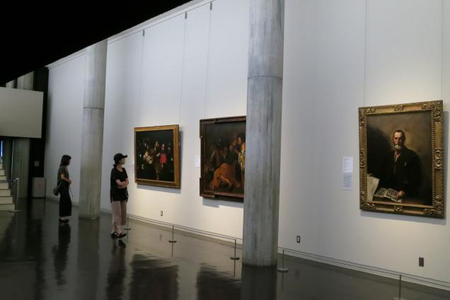 国立西洋美術館 常設展示室