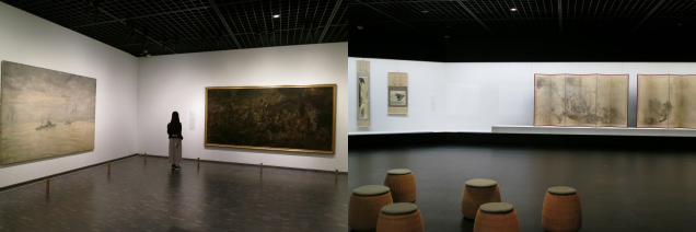 東京国立近代美術館 常設展示室
