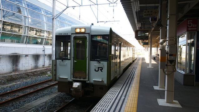 JR大湊線