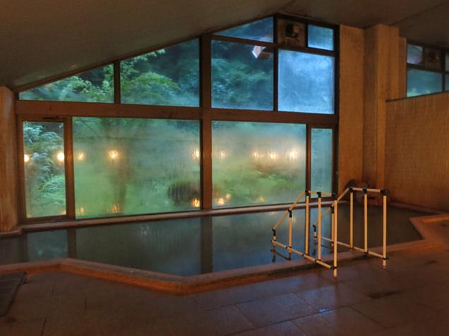 横谷温泉旅館の内湯