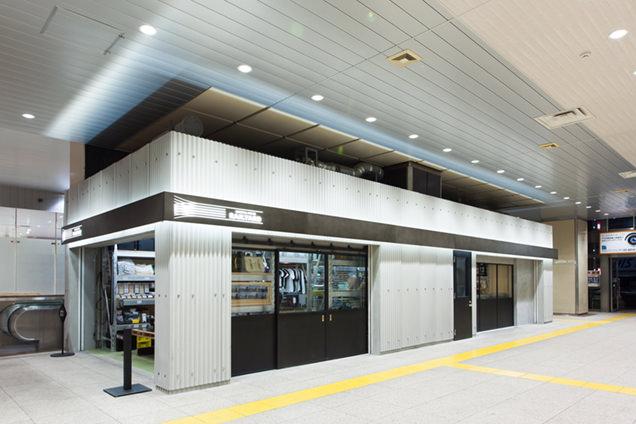 GENERAL STORE RAILYARD 外観