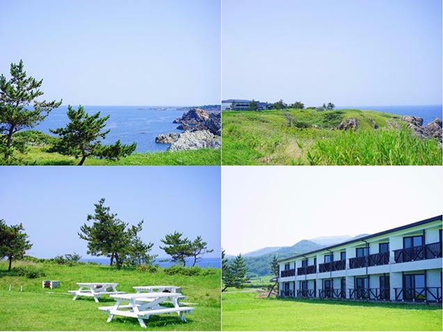 ホテルファミリーオ佐渡相川 外観・周辺風景