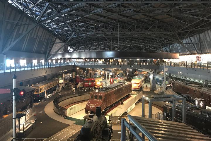 鉄道博物館、トレインビューホテル…子どもと東京&埼玉の鉄道スポットへ