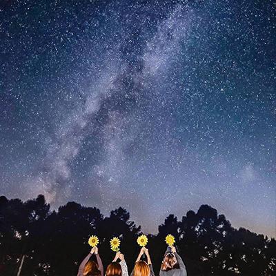 原村の星空