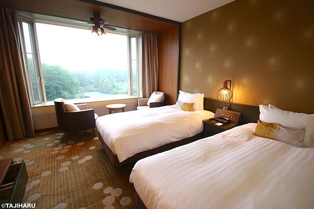 函館大沼プリンスホテル 部屋