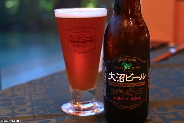 函館大沼プリンスホテル 大沼ビール