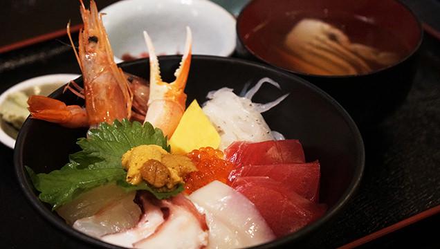 海鮮どんぶり亭 スペシャル海鮮丼