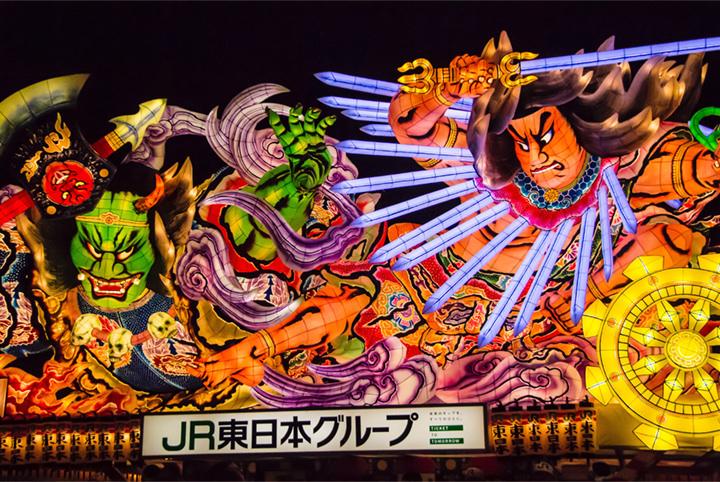 ねぶた祭りで大熱狂!夏の青森旅はこれに決まり【行ってみた編】