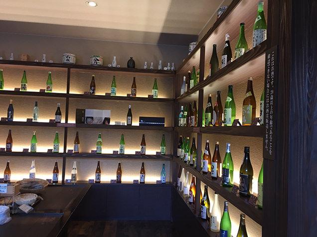 新潟地酒premium SAKE 蔵