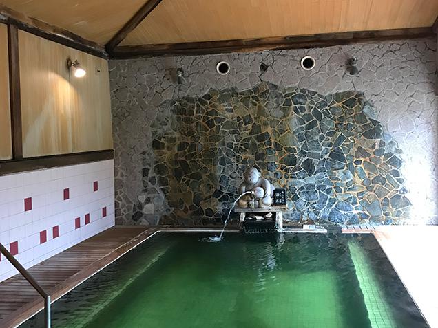 ホテル清風苑 浴場