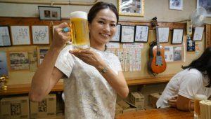 富士屋本店 生ビール