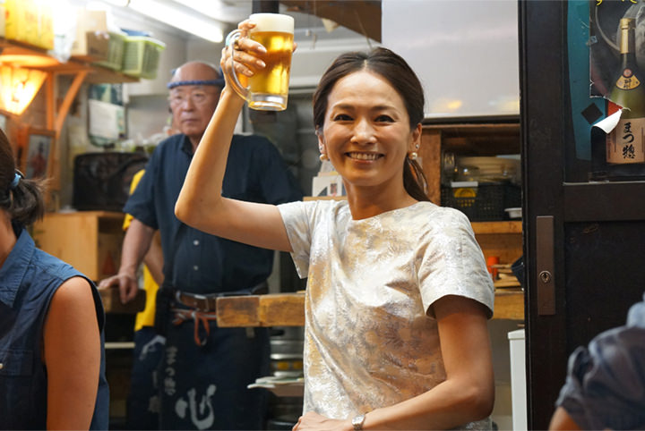 倉本康子おすすめ! 渋谷、恵比寿、銀座…女性ひとりでもOKの東京酒場旅