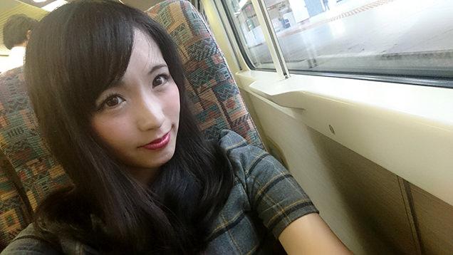 上越新幹線 車内