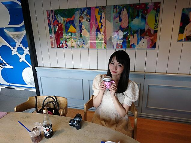 現美新幹線 13号車 カフェ