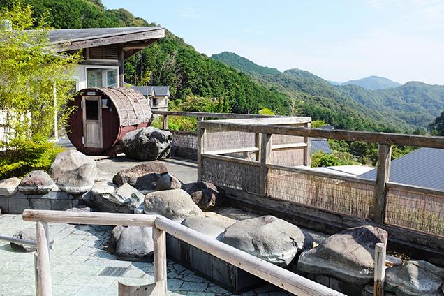 観音温泉 大浴場