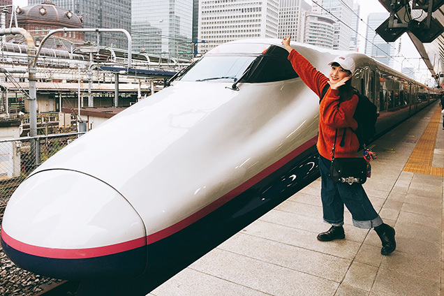 上越新幹線 とき