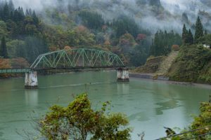 只見線 第5只見川橋梁