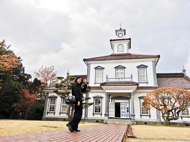 :旧西田川郡役所