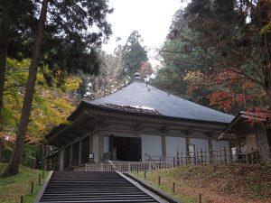 中尊寺 金色堂