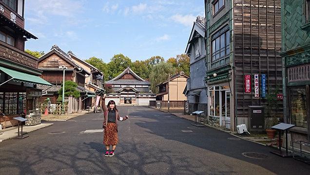 江戸東京たてもの園 下町中通り