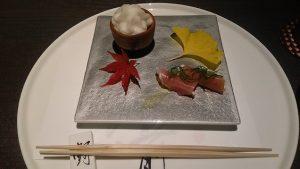 NINJA SHINJUKU YASHIKI 季節の六品コース