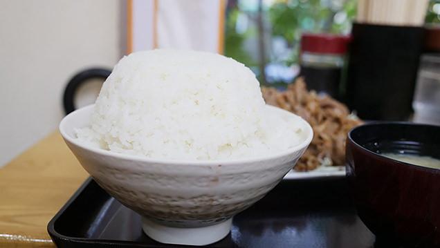 キッチンオトボケ ジャンジャン焼定食大盛
