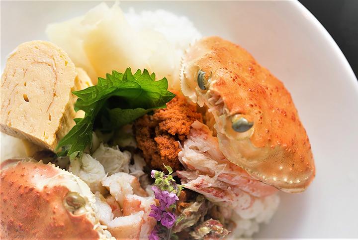 越前がに解禁!刺し身、浜ゆで、せいこ丼…カニを食べ尽くす福井の旅