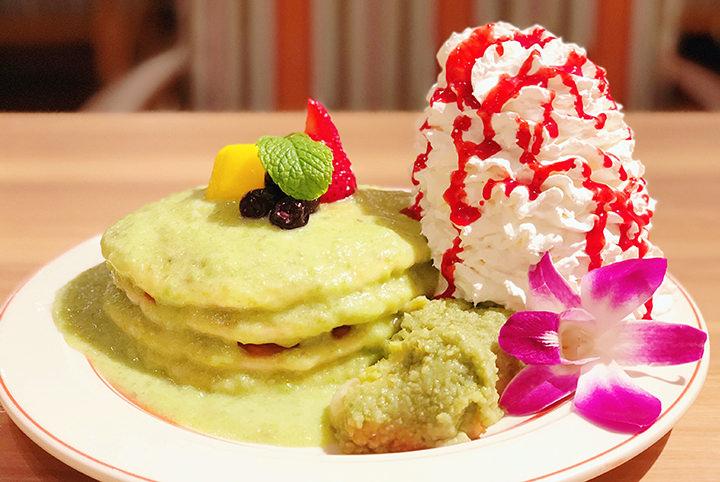 ずんだパンケーキ、5段フレンチトースト…仙台のカフェが最高すぎる