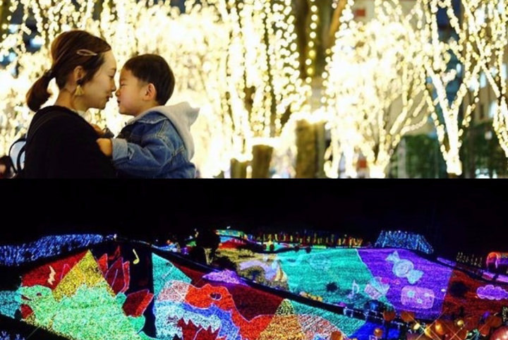 【イルミネーション2017】冬の夜空を彩る関東・東海・東北の人気スポット